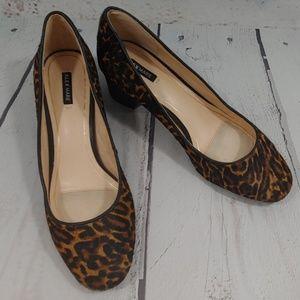 Alex Marie Shoes - Alex Marie Baileightwo leopard print pumps